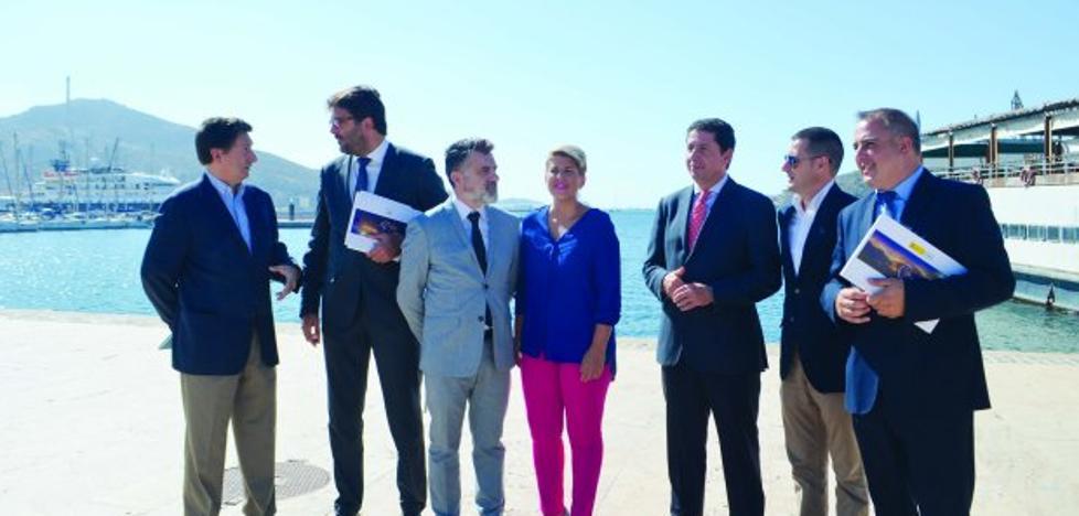 Las explanadas del Muelle serán un escaparate para atraer turismo a la Región