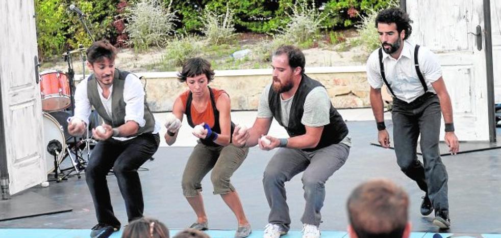 Molina de Segura inaugura su festival de teatro