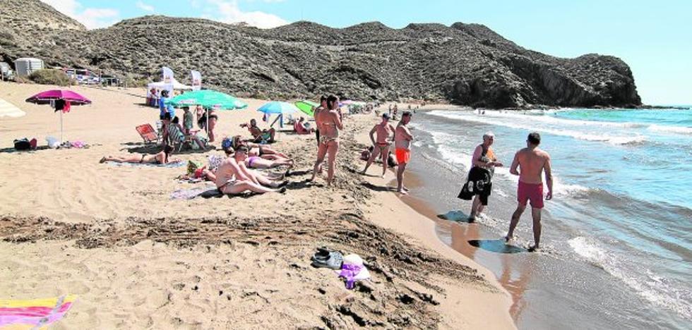 Las playas de Calnegre también se cerrarán a los vehículos