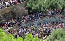 La romería de la Fuensanta se desviará por Patiño mientras duren las obras del AVE
