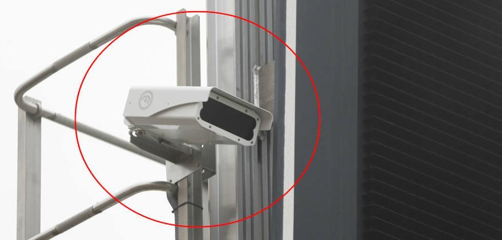¿Dónde están las cámaras que multan por no llevar cinturón en la Región de Murcia?