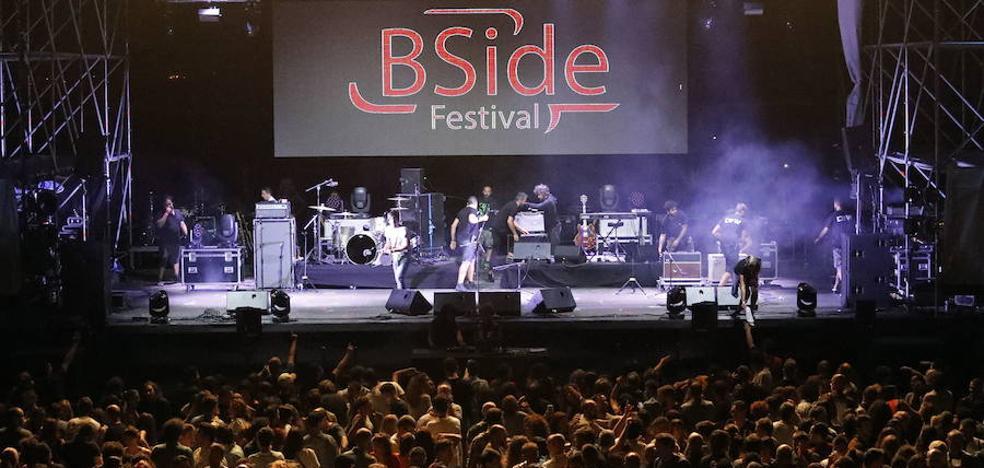 El B-Side se despide hasta 2018 con 8.000 asistentes en sus tres días de festival
