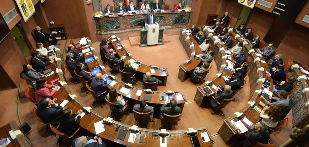 PP, Cs y PSOE comienzan la negociación final del pacto regional del agua