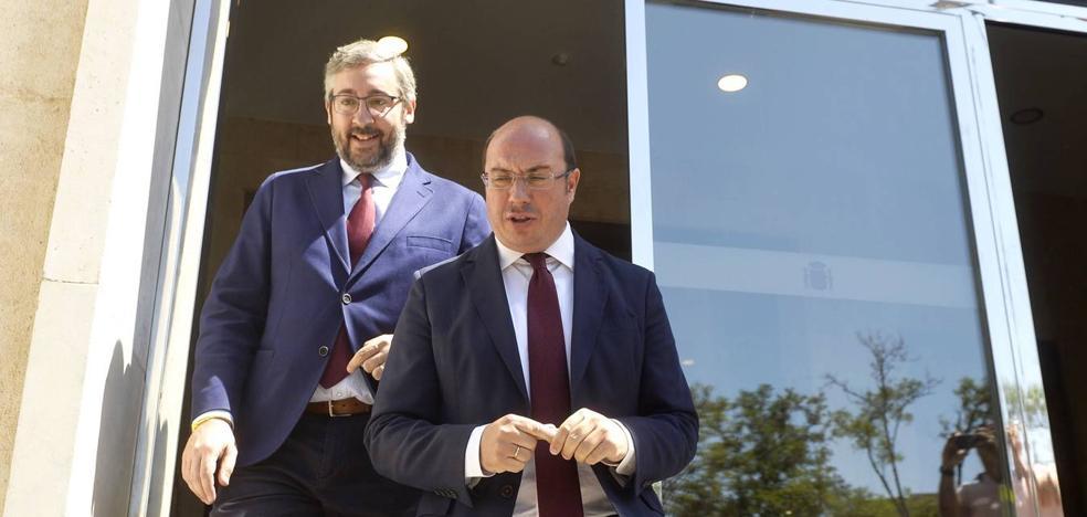 Las fiscales de la 'Púnica' piden que Pedro Antonio Sánchez sea juzgado por un tribunal popular