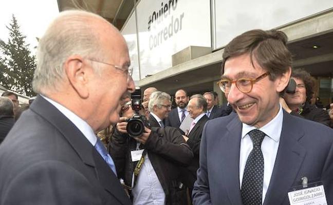 Goirigolzarri: «La fusión con BMN es magnífica para los accionistas de Bankia»