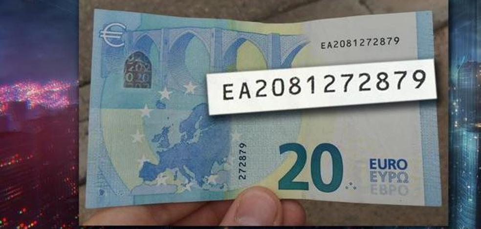 Nuevas pistas para encontrar el billete de 20 euros por el que te dan 6.000