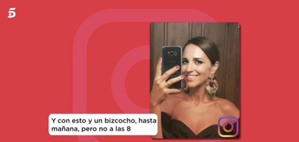 Por qué Jordi González ordenó retirar esta foto de Paula Echevarría