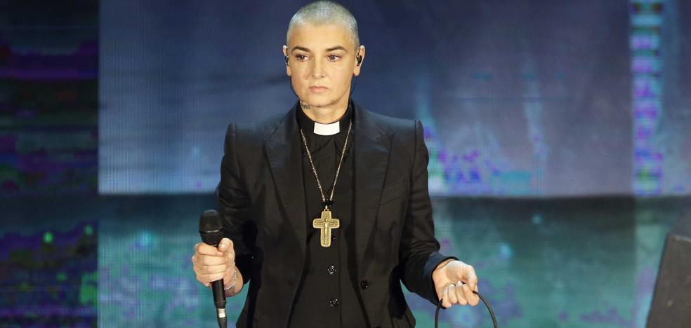 Sinéad O'Connor: «Lo que más me gusta de mi madre es que esté muerta»