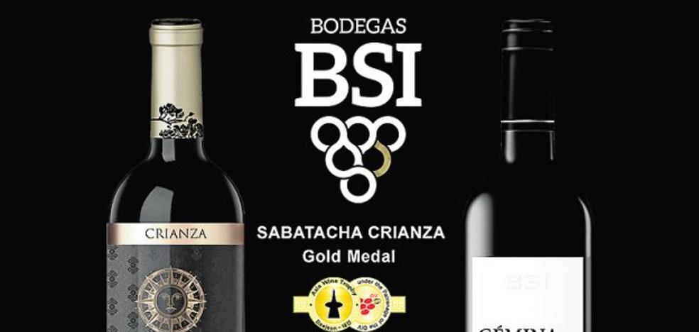 Oro y plata para Sabatacha y Gémina en el Asia WineTrophy