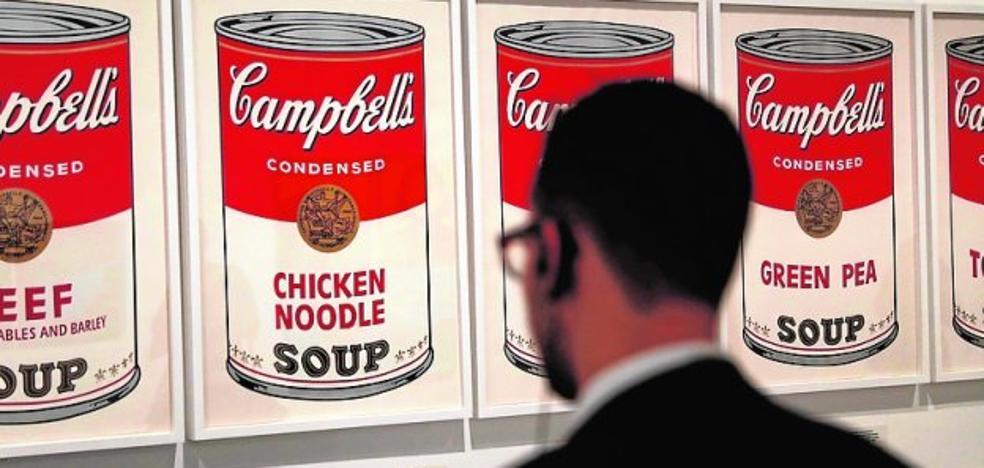 Barcelona se rinde a la genialidad de Warhol