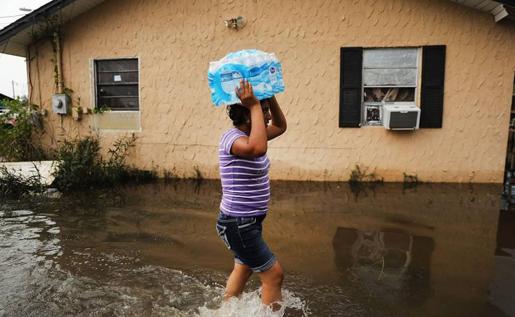 Desastre y desolación tras el paso de Irma