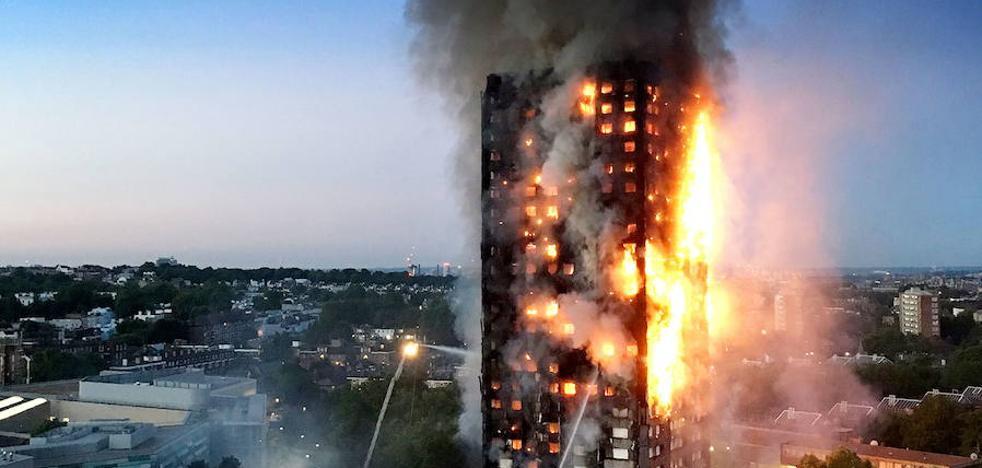 Celebrada la primera audiencia sobre el incendio de la Torre Grenfell de Londres