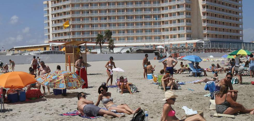 La ocupación en los hoteles del Mar Menor cae en agosto