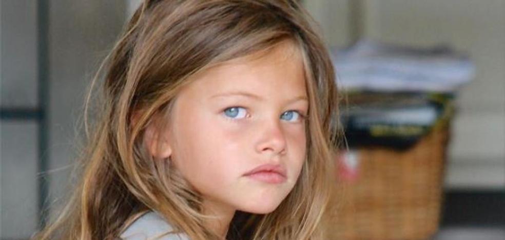 """Así es ahora la que fue considerada """"la niña más guapa del mundo"""""""