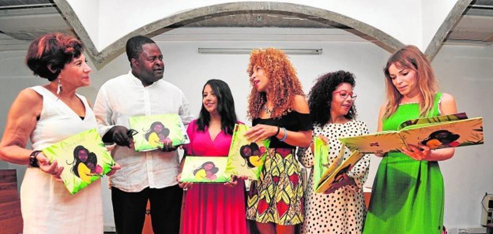 El proyecto intercultural 'PotoPoto' lanza el primer afrocuento ilustrado