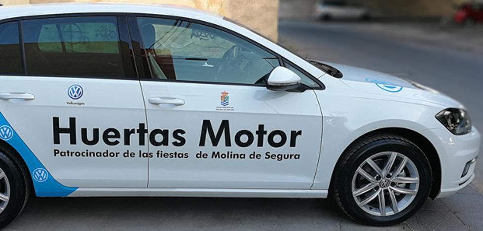 Huertas Motor Volkswagen colabora en las fiestas de Molina de Segura