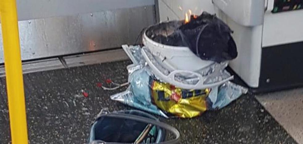 El Dáesh reivindica el ataque que ha dejado 29 heridos en el metro de Londres