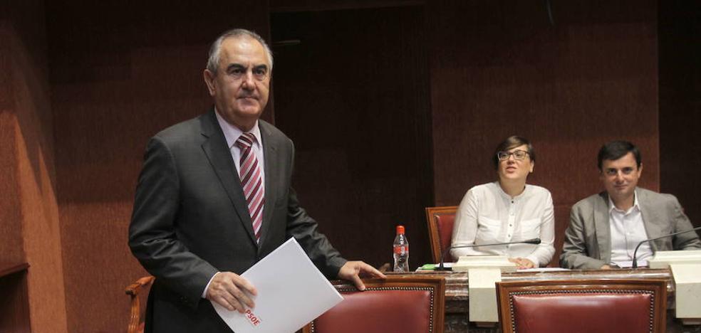 Tovar dejará la portavocía del PSOE en la Asamblea Regional