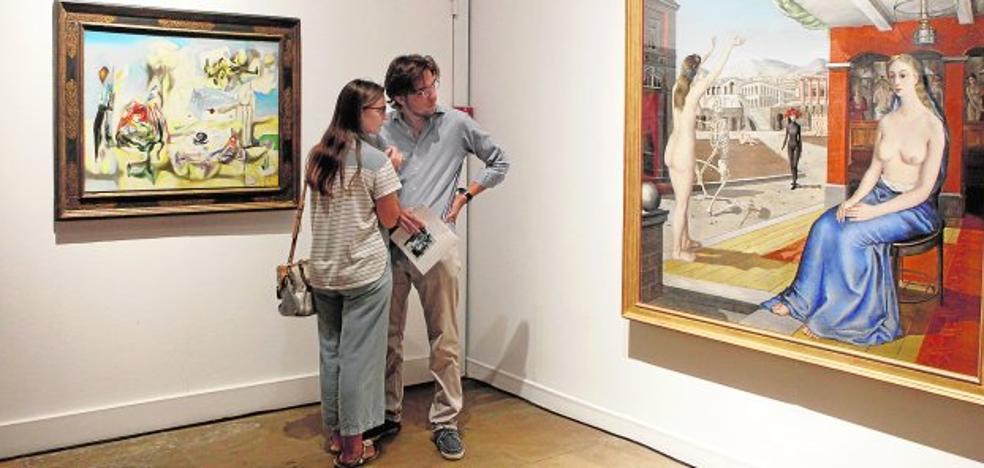 Picasso y Magritte, diálogo artístico