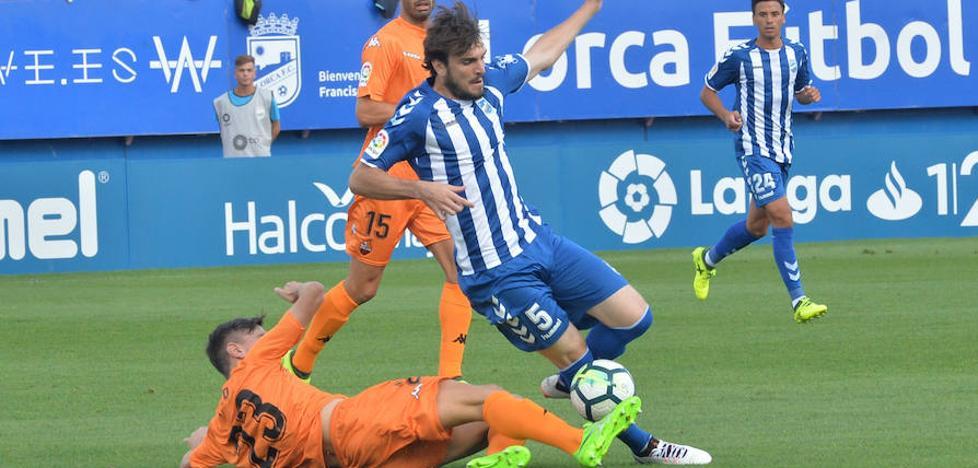 Sin remate en el Artés Carrasco (1-1)