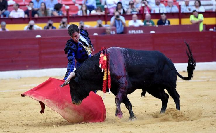 Ramón Serrano, debut que ilusiona
