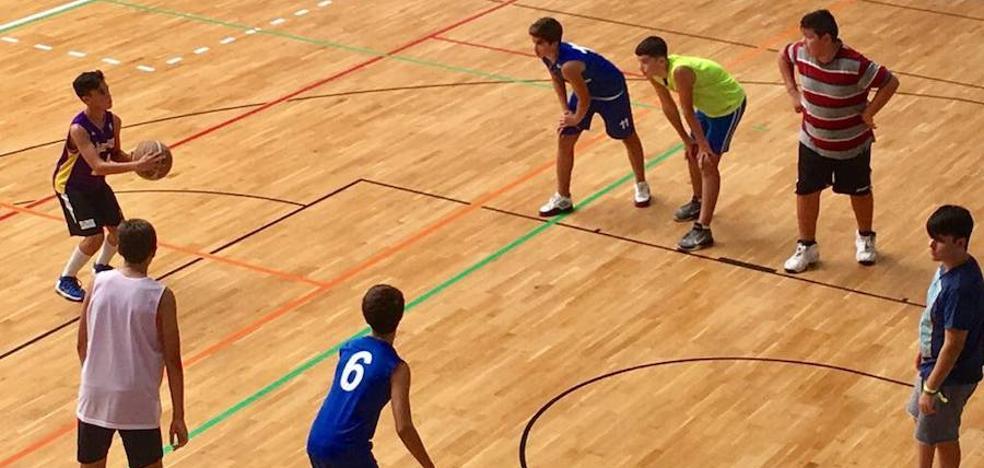 Mucho baloncesto durante el segundo fin de semana de Juegos