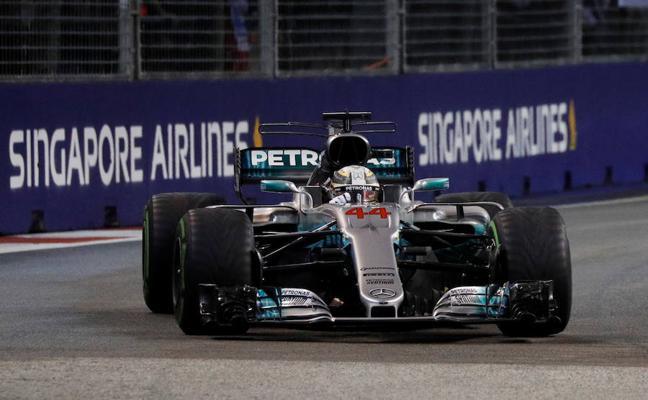 Golpe letal de Hamilton al Mundial