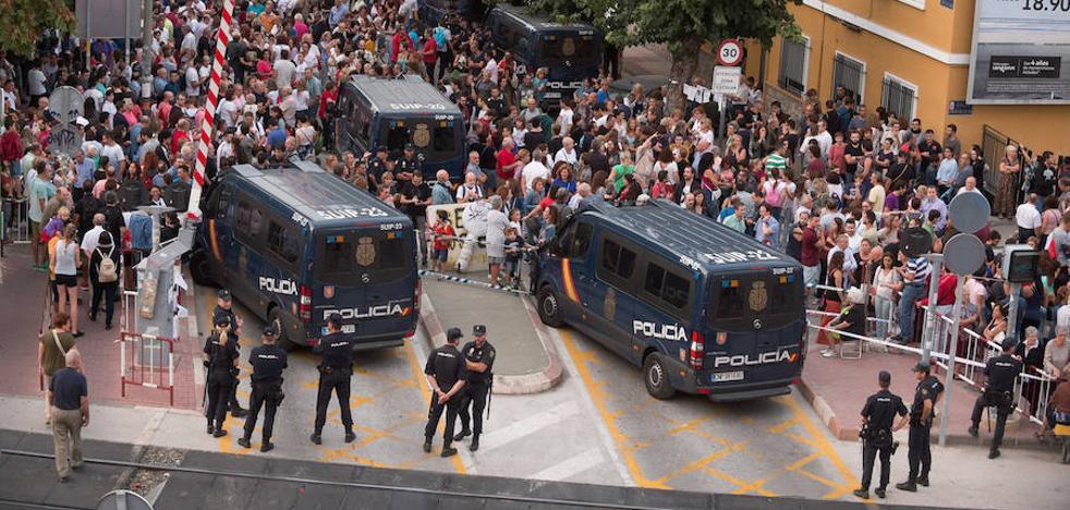 La Plataforma Pro Soterramiento paraliza temporalmente sus protestas