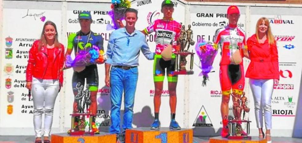 Rubén González da otra alegría al Valverde Team