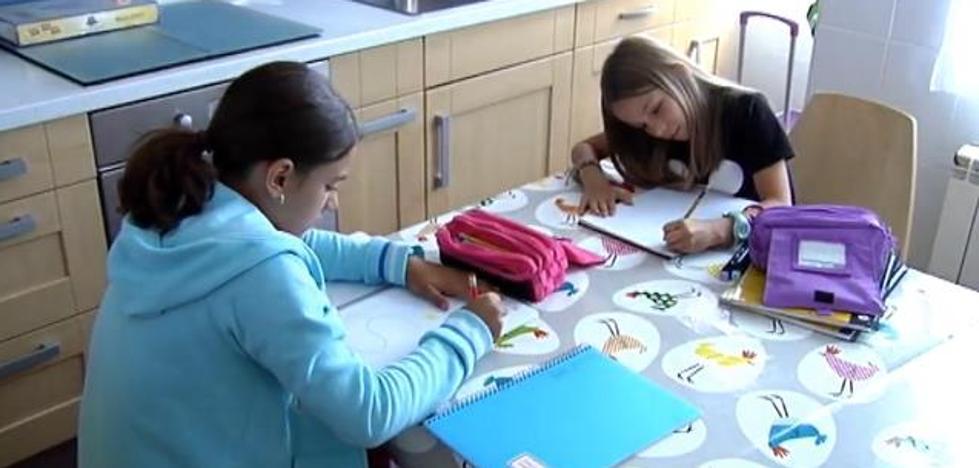 ¿Cuánto tiempo tienen que durar los deberes de los niños?