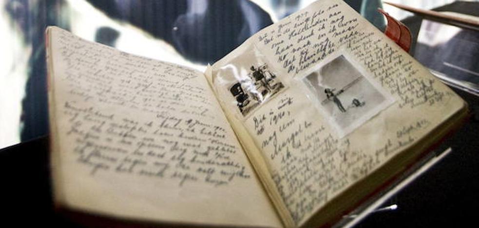 El 'Diario de Ana Frank', por primera vez en cómic