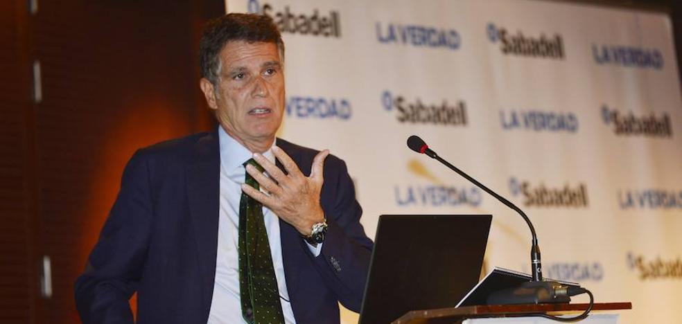 El consejero delegado del Sabadell cree que la situación en Cataluña no afectará al sector financiero