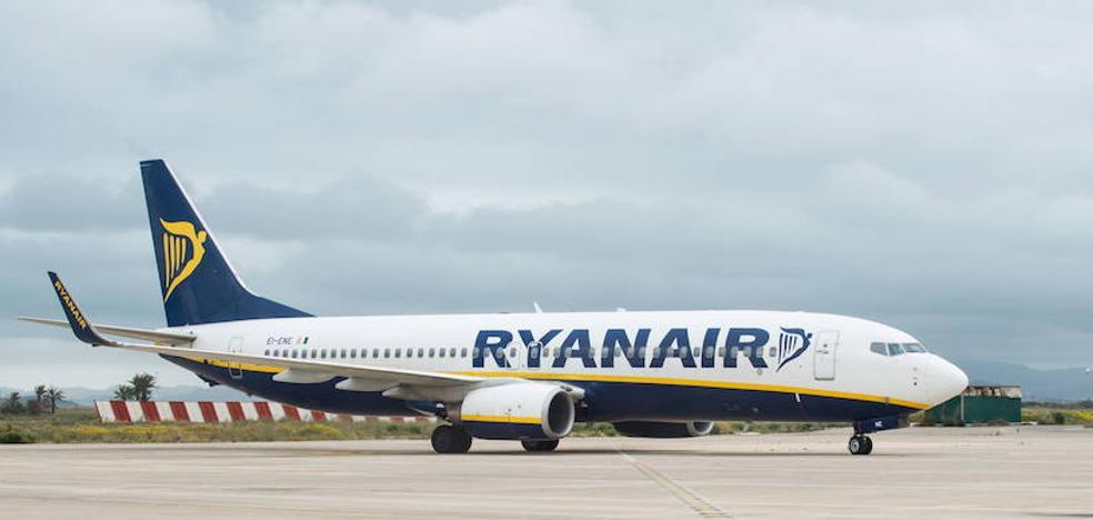Ninguno de los vuelos cancelados por Ryanair hasta ahora afecta a San Javier