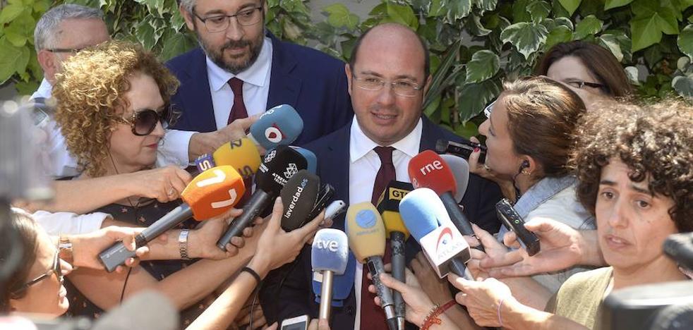 El TSJ suspende el plazo para presentar los escritos de acusación de la rama murciana de 'Púnica'