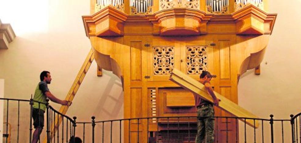 San Miguel estrena su órgano