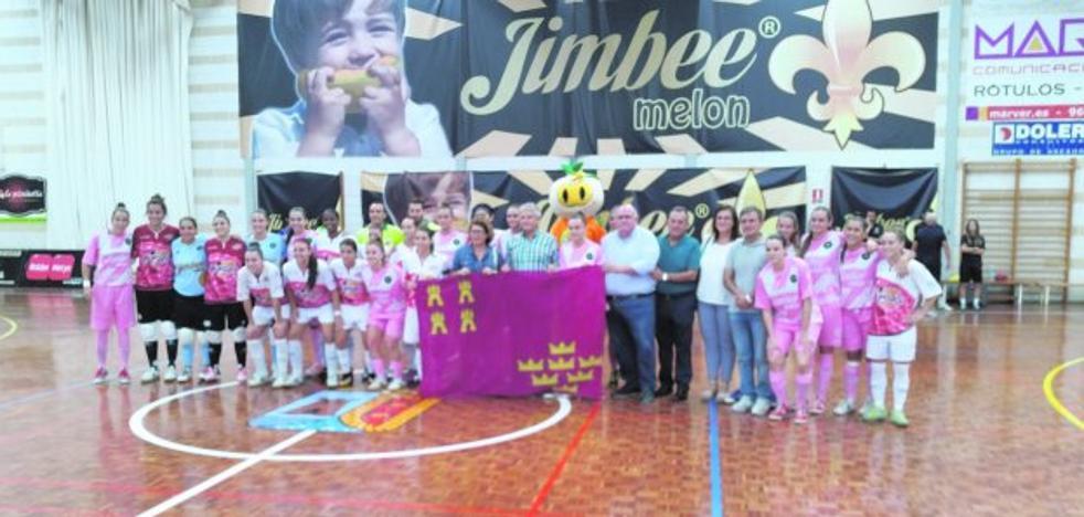 La Primera de fútbol sala femenino arranca con un igualado Jimbee-UCAM