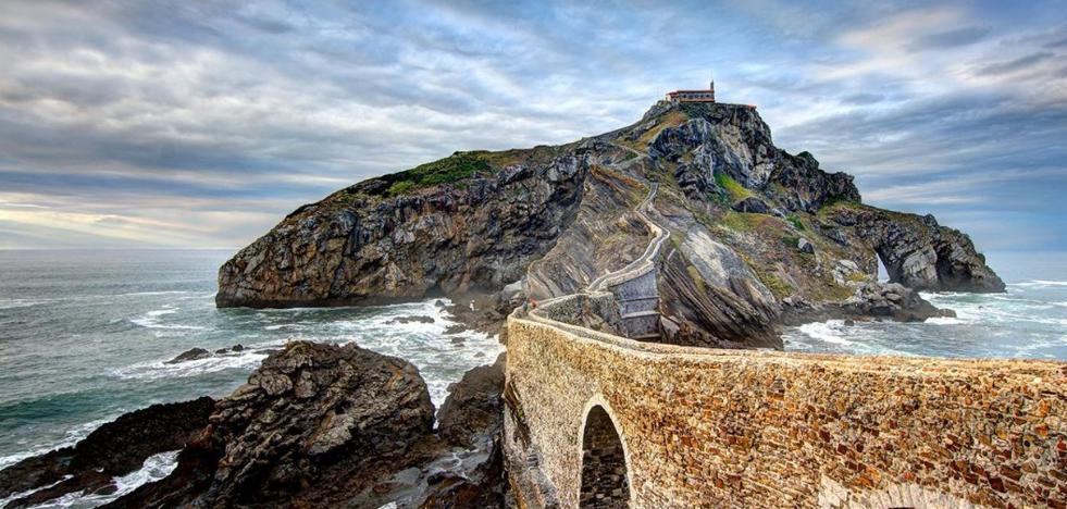 San Juan de Gaztelugatxe opta a mejor localización cinematográfica europea