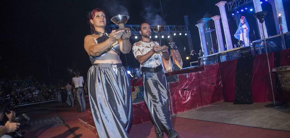 El Muelle acoge esta noche la representación del Oráculo que predice la derrota de Aníbal