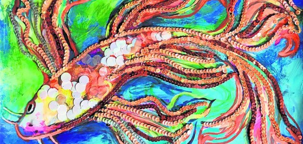 Muher exhibe su nueva obra en Milán y Lugano