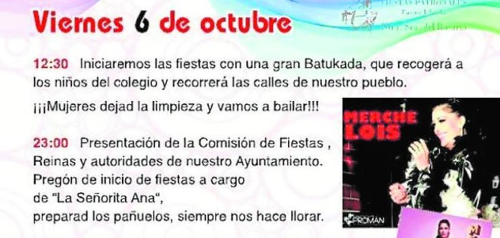 Arrecia la polémica en las fiestas de Fuente Librilla por invitar a las mujeres a «dejar la limpieza» para ir a bailar