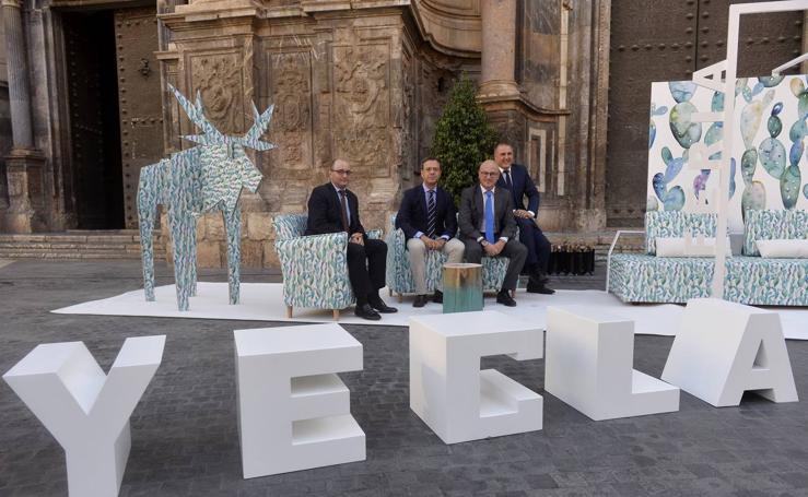 La Feria del Mueble de Yecla confirma el auge exportador del sector