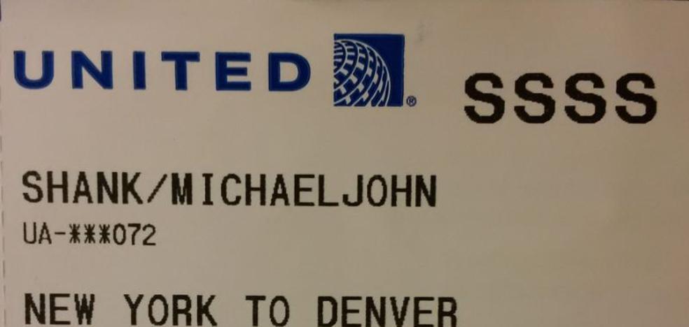Qué significa que aparezca 'SSSS' en tu tarjeta de embarque de Estados Unidos