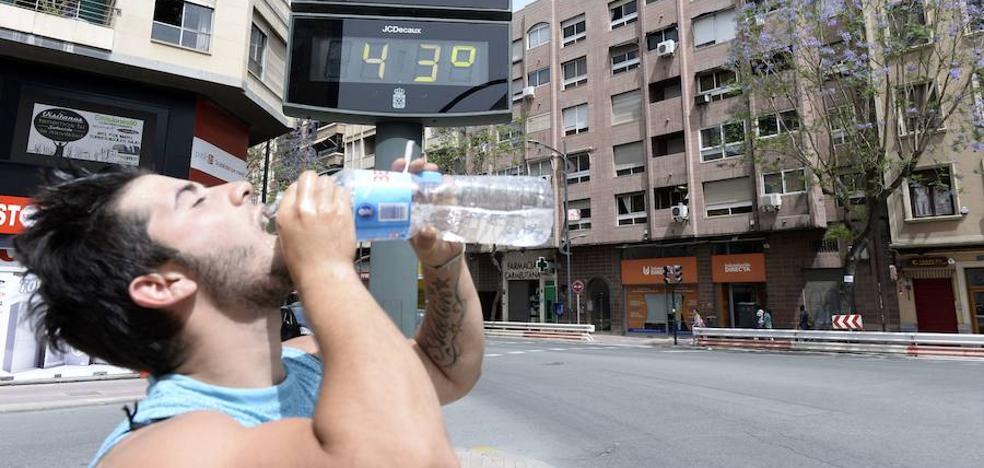 Este verano fue el sexto más cálido desde 1941 en la Región