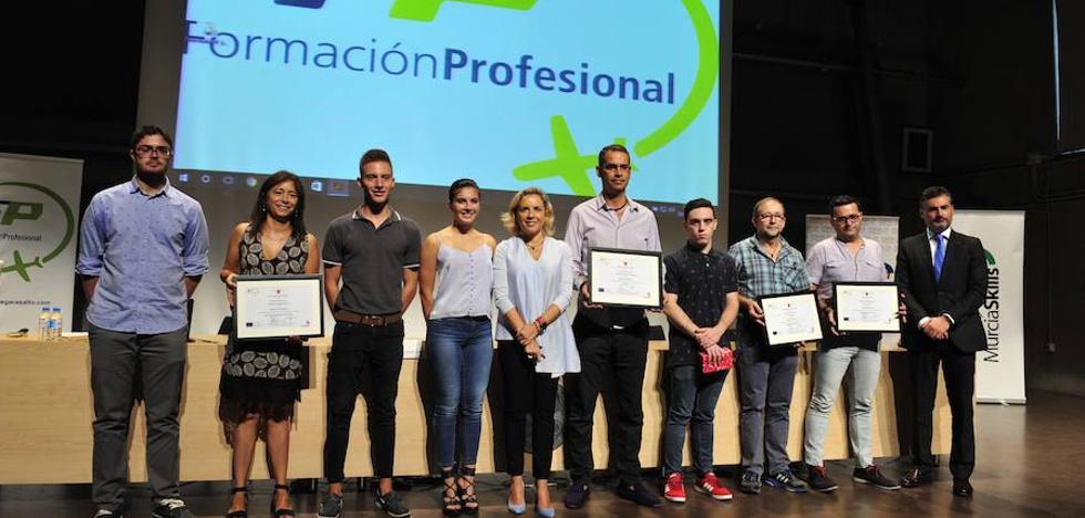 Educación felicita a los ganadores de la Olimpiada Nacional de Formación Profesional