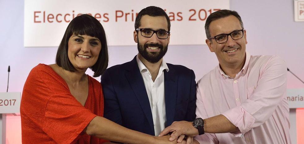 Los candidatos a liderar el PSRM apuestan por «recuperar la confianza perdida»