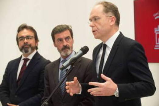 El presidente de Adif viene mañana a Murcia a dar explicaciones sobre las obras del AVE