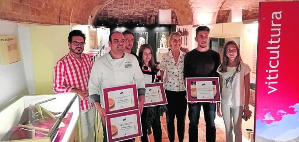 Premios para Borrego, Artezano y Lázaro