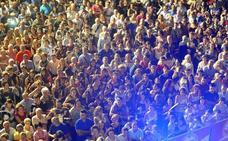 Siete conciertos llevan las fiestas al centro durante cuatro días
