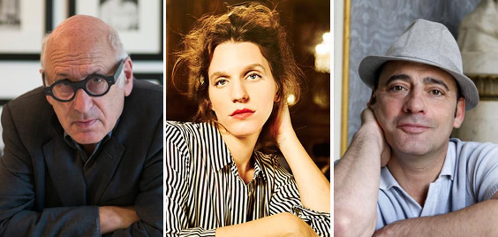 Michael Nyman, Luisa Sobral y Zenet, en el Cartagena Jazz Festival