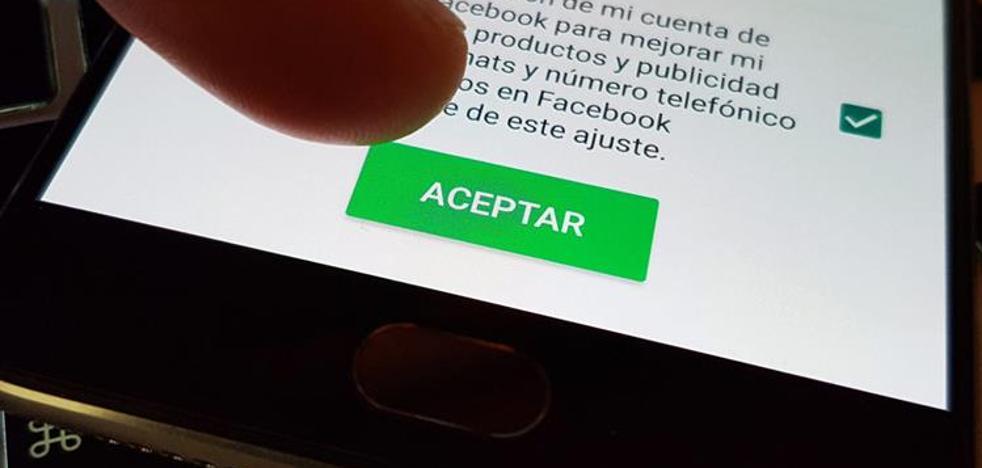La desagradable sorpresa de los términos y condiciones de WhatsApp que no te leíste